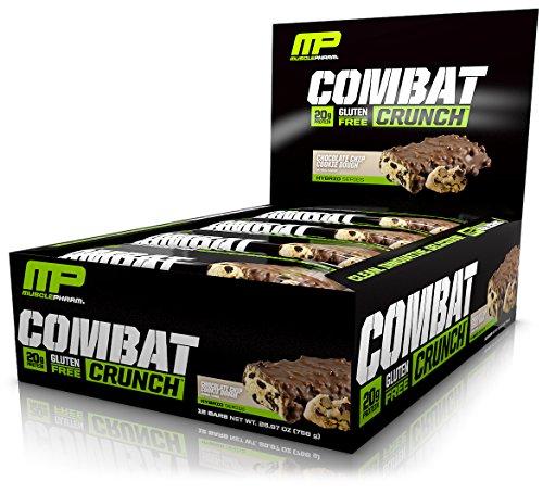 12 x Combat Crunch Protein Bar 63 g