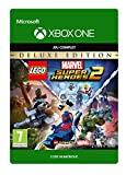 LEGO Marvel Super Heroes 2: Deluxe Edition | Xbox One - Code jeu à télécharger