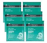 Neutrogena Pure Boost idrogel Maschera, Confezione da (6X...
