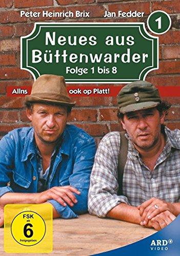Neues aus Büttenwarder - Folge 01 bis 08 (2 DVDs) -