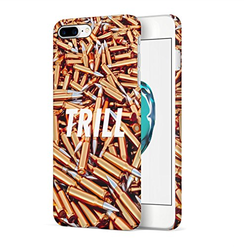 Maceste Trill Bullets Kompatibel mit iPhone 7 Plus/iPhone 8 Plus SnapOn Hard Plastic Phone Protective Fall Handy Hülle Case Cover