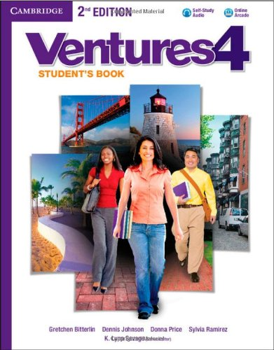 Ventures Level 4 Student's Book with Audio CD Second edition