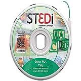St3Di 946413 - Filamento, color verde