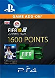 FIFA 18 Ultimate Team - 1600 FIFA Points | PS4 Download...