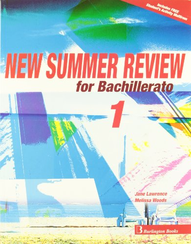 Bach.-New Summer Review 1º. St'S Book (2008) - Vacaciones
