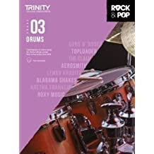 Trinity College London Rock & Pop 2018 Drums Grade 3 (Trinity Rock & Pop 2018)
