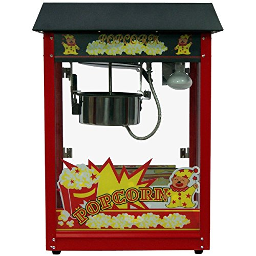 Machine à pop corn professionnelle