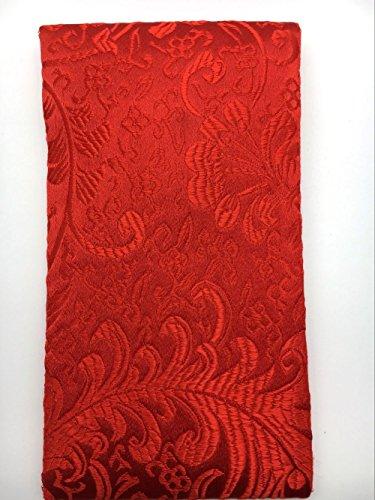 Roter Umschlag,Louzedaya traditioneller roter Umschlag für Weihnachten chinesisches neues Jahr Hochzeits Abschluss Geburtstags Baby Geschenk Taschengeld Lucky Hong Bao LaiSee 17x9,4cm ROT PFINGSTROSE (Roter Umschlag Chinesisch)