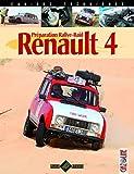Preparation Rallye-Raid Renault 4