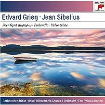 Grieg : Peer Gynt (Extraits) - Sibelius : Finlandia - Valse Triste