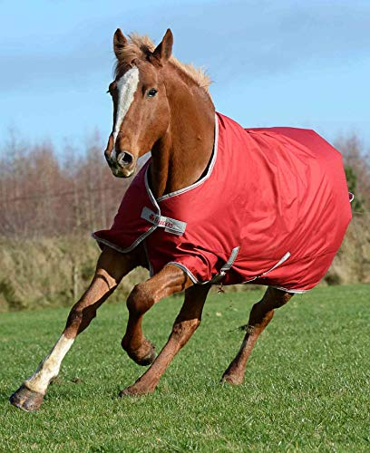 Bucas Freedom Turnout Light Chilli Red 145 cm