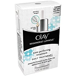 Olay Regenerist Luminous Tone Perfecting Treatment Daily Treatment, 1.3 FL OZ