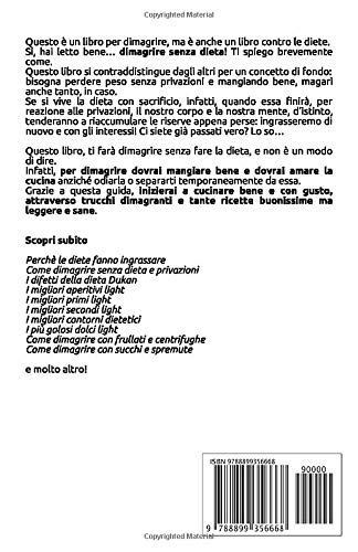 Zoom IMG-1 ricette light facili ed economiche