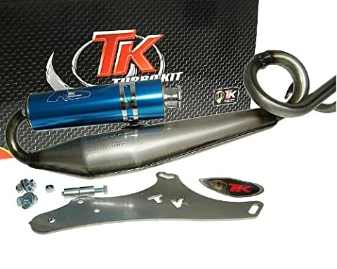 Sport d'échappement TURBO KIT GMax 4T