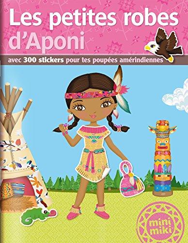 Minimiki - Les petites robes d'Aponi - Sticker...