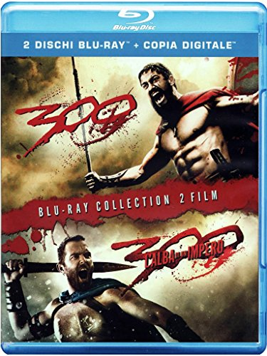 300 + 300 – l'alba di un impero – 2 movie collecti [Italia] [Blu-ray] 51eXGqOYIOL