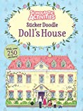 #8: Scholastic Activities: Sticker Doodle Doll'S House