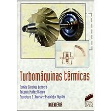 Turbomáquinas térmicas (Síntesis ingeniería)