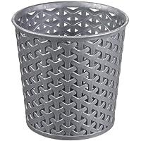 Curver Papelera 00716-087-00 cesto multiusos My Style - S, 0,5 L, plata