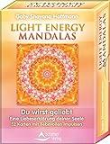 Light Energy Mandalas: Du wirst geliebt - Eine Liebeserklärung deiner Seele - Gaby Shayana Hoffmann