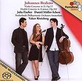 BRAHMS - Concerto pour violon, double concerto