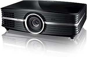 Optoma UHD65 4K DLP Projector, Schwarz
