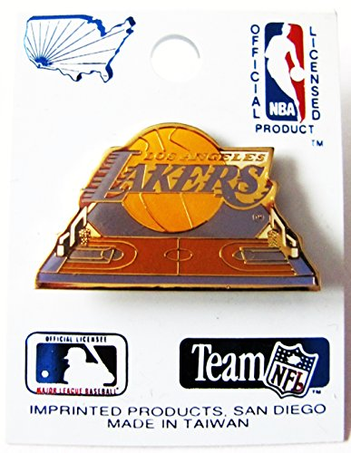 (Los Angeles Lakers - NBA - Pin 32 x 20 mm)