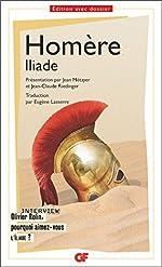 L'Iliade de Homère