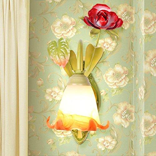 Creative Pastoral Lichterkette, für Schlafzimmer, Nachttisch, Spiegel, Licht, Pastore, Blumen und...