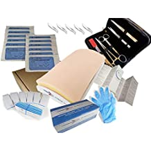 Suture Kit - Sigma Lance Legacy MK III Full Kit - Advanced Complete Suturing Training -