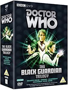 Doctor Who - The Black Guardian Trilogy: Mawdryn Undead / Terminus / Enlightenment [DVD]