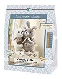 Go Handmade 80073 Rabbits