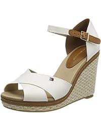 778844b12f5e6 Amazon.fr   Blanc - Espadrilles   Chaussures femme   Chaussures et Sacs