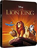 THE LION KING [IL RE LEONE] LIMITED STEELBOOK BLU-RAY 3D [IMPORT UK]