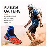 Meilleur Accessoire Pour Les Sports De Plein Air !!! Jumberri Unisexe Alpinisme Sandproof Couvre-Chaussure 2Pcs Couvre-Chaussure Épreuves Sable Empêcher La Randonnée En Grès (9.8 'X6.7' '/ 25X17Cm)