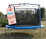 Upper Bounce 13 Trampoline Enclosure Saf...