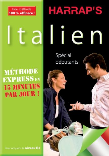 Harrap's Méthode express Italien livre