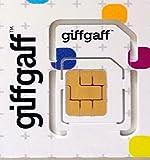 Giffgaff, tris di SIM card, chiamate, messaggi e connessione dati illimitata, si adatta a tutti i dispositivi. Si adatta a tutti i modelli.