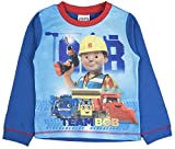Bob The Builder Boys Pyjamas Full Length Kids Character Pjs Toddlers Scoop Lofty Size 1-4 Years