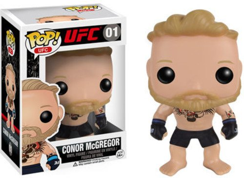POP! Vinilo - UFC: Conor McGregor