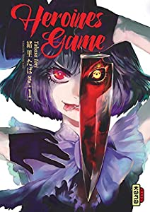 Heroines Game Edition simple Tome 1