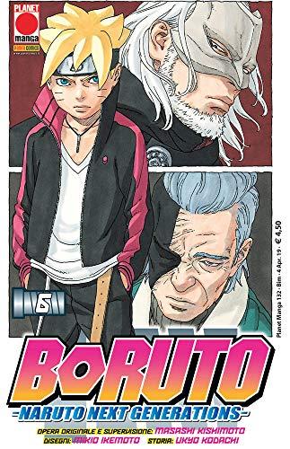 Boruto. Naruto next generations: 6