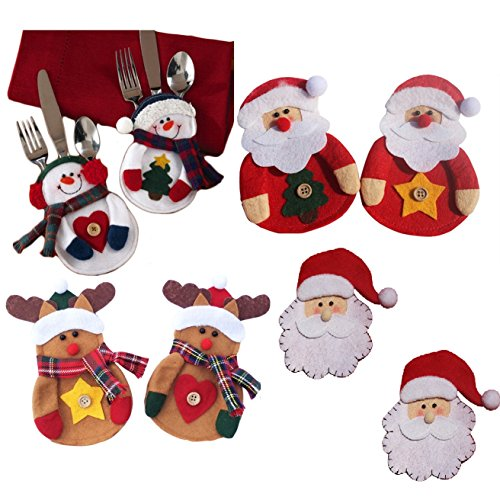 miyar-set-di-8-accessori-super-dolce-natale-party-per-posate-stoviglie-supporto-decorazione-da-tavol