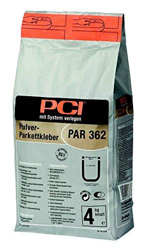 PCI PAR 362 Parkettkleber PULVER-PARKETTKLEBER 4kg