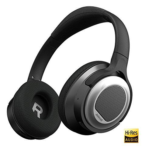 Auriculares diadema plegable 2-en-1 blutooth inalambrico & alambrico AUX-IN dodocool Headphone Wireless ANC & Wired Hi-Res Audio cascos cancelacion de ruido activa Sonido Ecualizador Personalizado