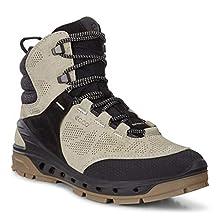 ECCO Women's Biom Venture Tr. High Rise Hiking Shoes, Black (Black/Sage 59705), 4 UK