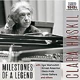 Clara Haskil: Clara Haskil - 10 Original Albums (Audio CD)