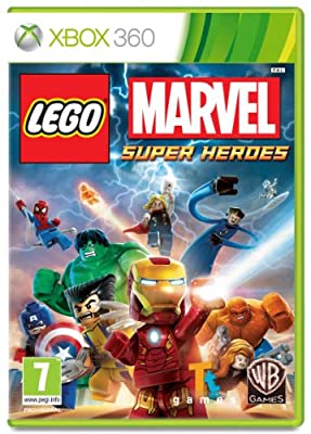 LEGO Marvel Super Heroes (Xbox 360) from Marvel