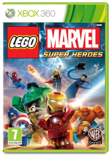 LEGO Marvel Super Heroes (Xbox 360) [UK IMPORT] (Videospiel Xbox 360 Lego Marvel)