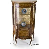 Comparador de precios Casa-Padrino Baroque Display Cabinet 95 x 48 x H. 169 cm - Baroque Furniture - precios baratos